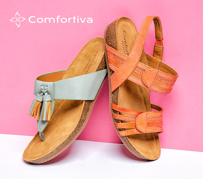 a261216e77e3 All new styles from Comfortiva