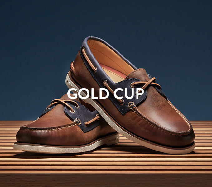 Sperry Gold Cup