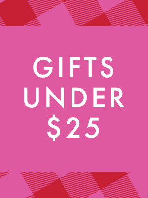Gift Guide 25 Under