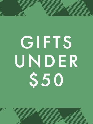 Gift Guide 50 Under