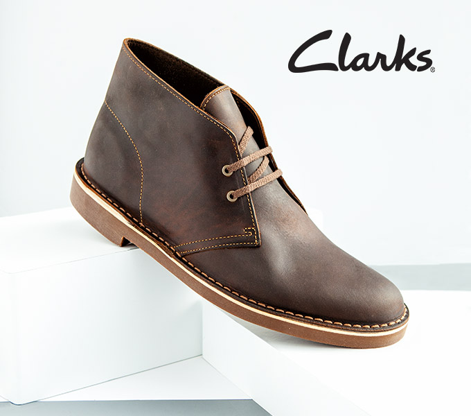 Rock these chukkas any season for any reason.