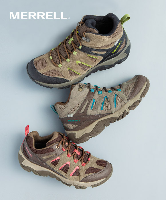 Take a Hike with Merrell