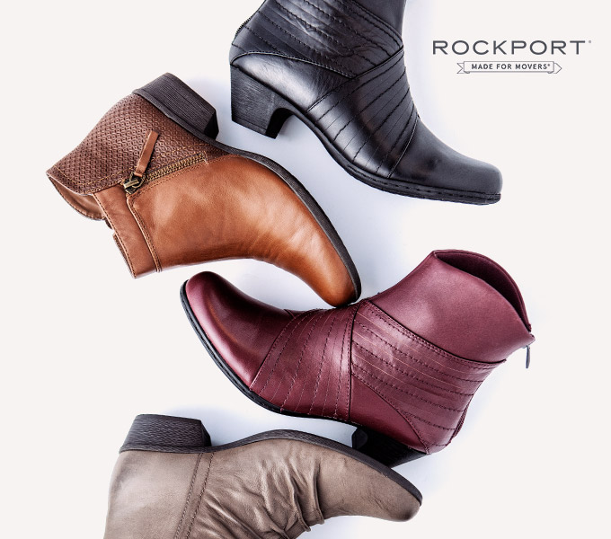 Black Friday Boots from Rockport