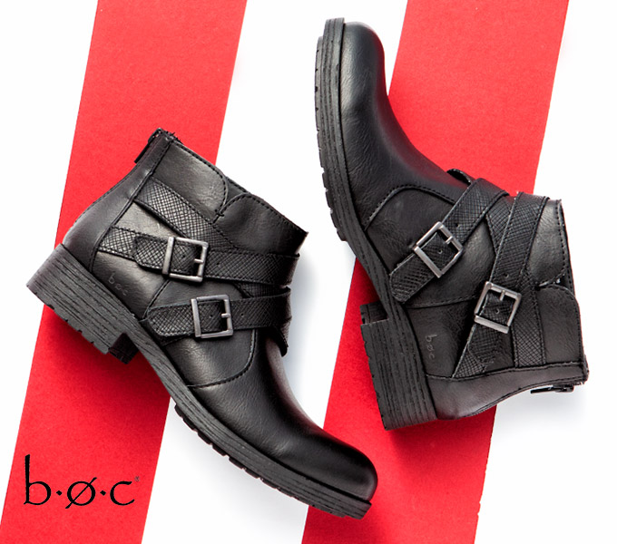 BOC Boots starting at $49.95
