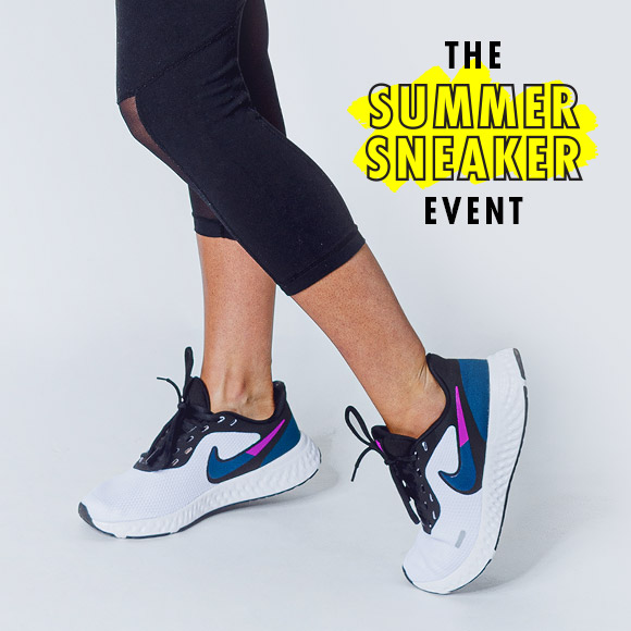 The Summer Sneaker Event