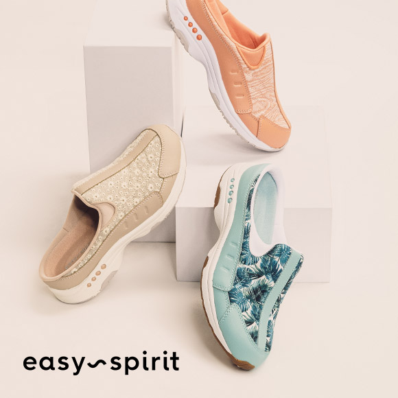 Easy Spirit starting at $40