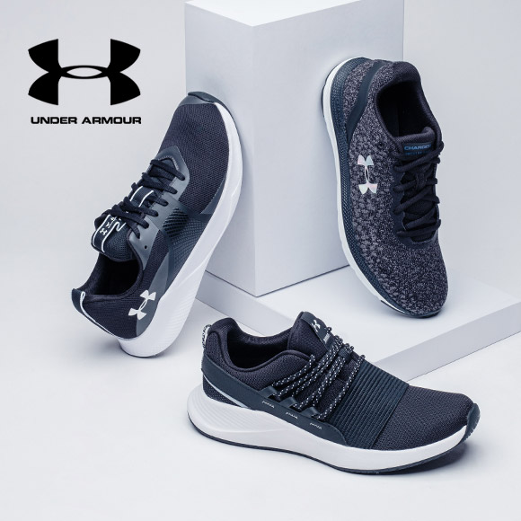 Your Workout Charged Shop Under Armour