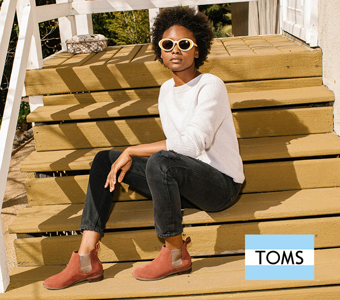 Boot Season with Toms