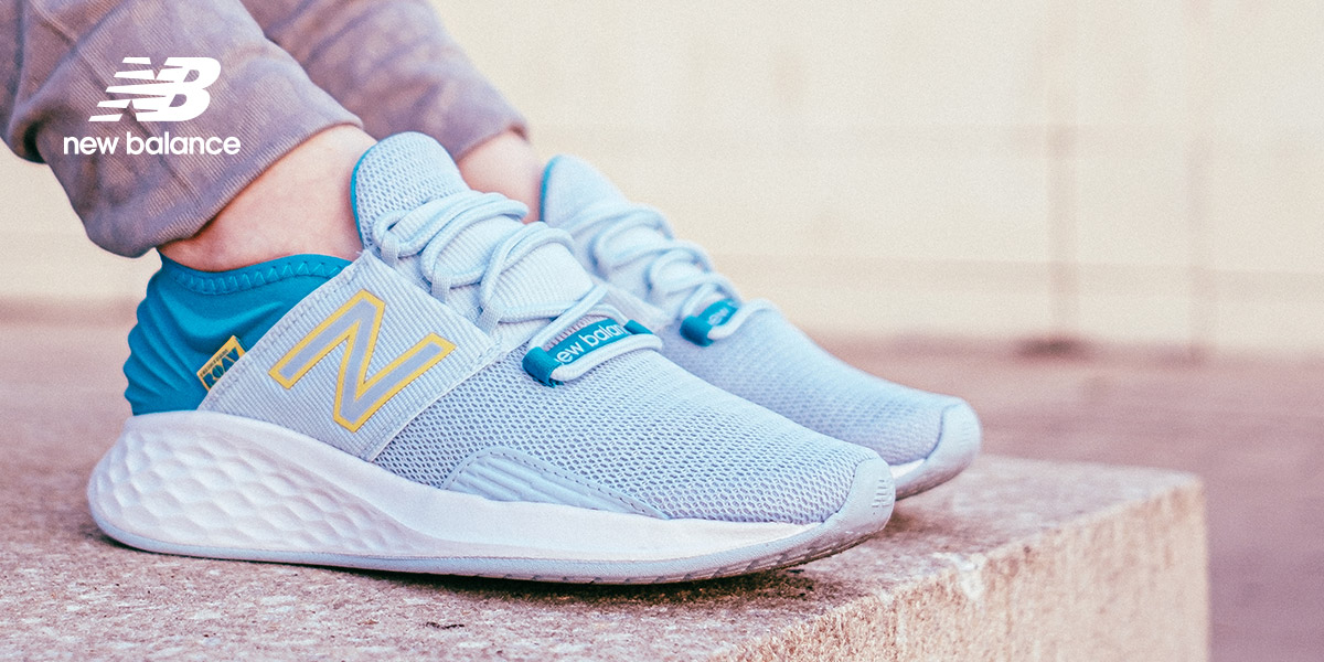Ignite Your Style - Shop New Balance