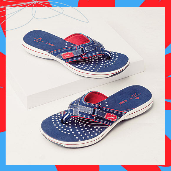 Let The Games Begin! - Shop our Red White & Blue Selection!