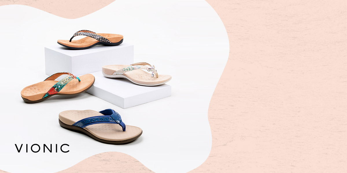Sandals For Every Season - Shop Vionic