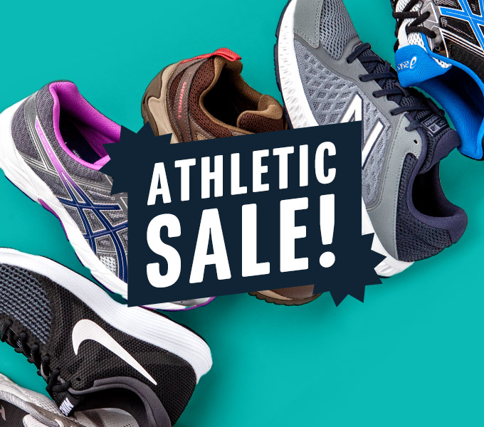 Athletic Sale