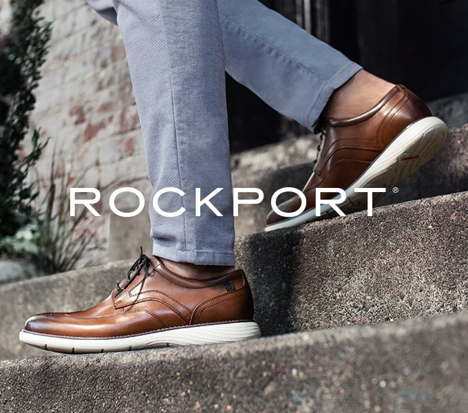 Rockport dress styles for men