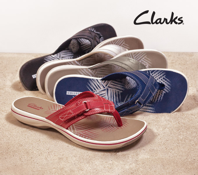 Clarks Breeze Sea