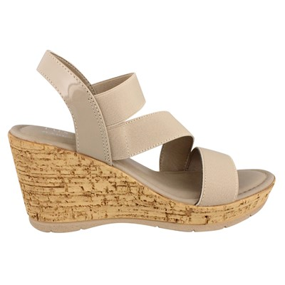 Women's Easy Street, Piceno High Heel Wedge Sandal