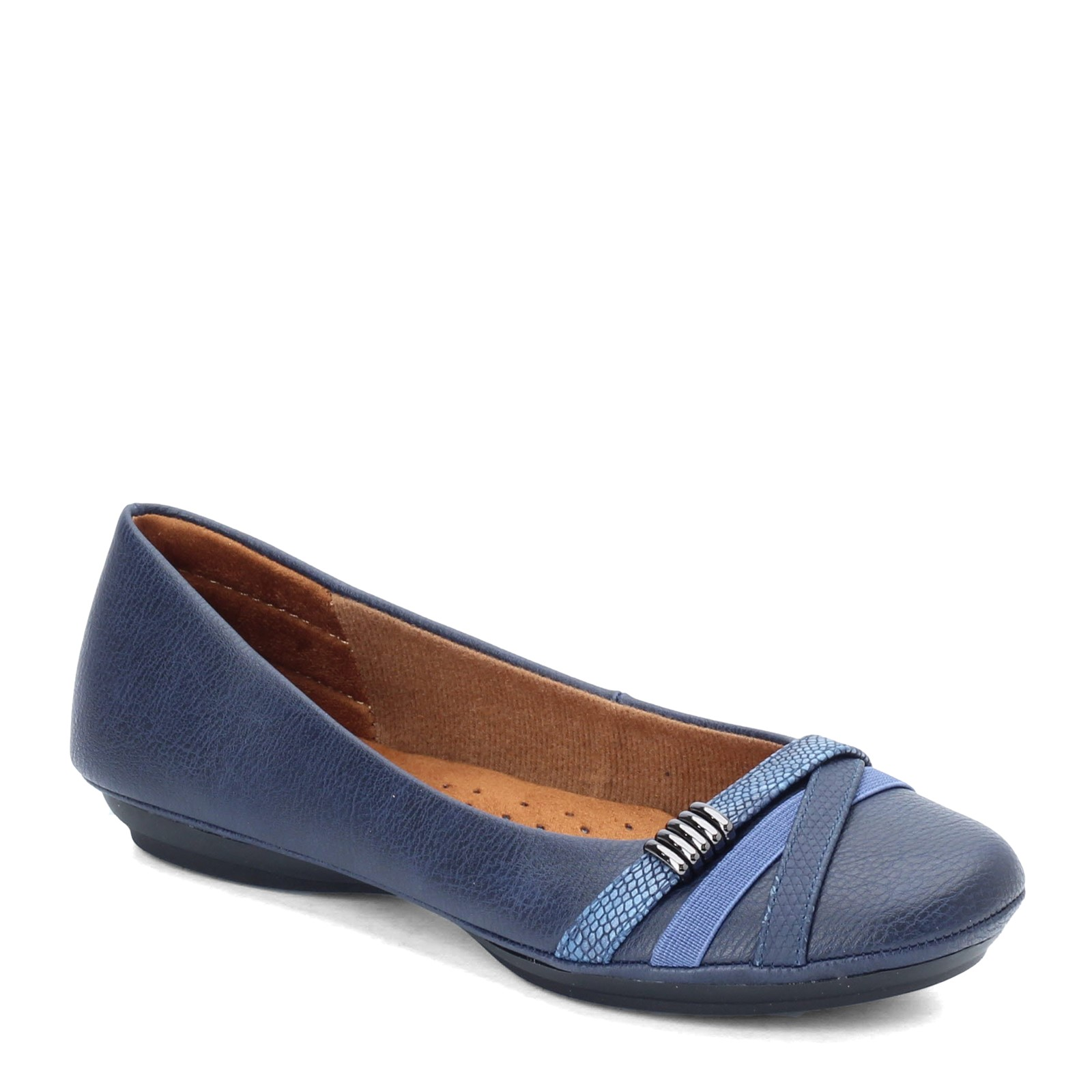 Women's Euro Soft by Sofft, Shaina Slip on Flats