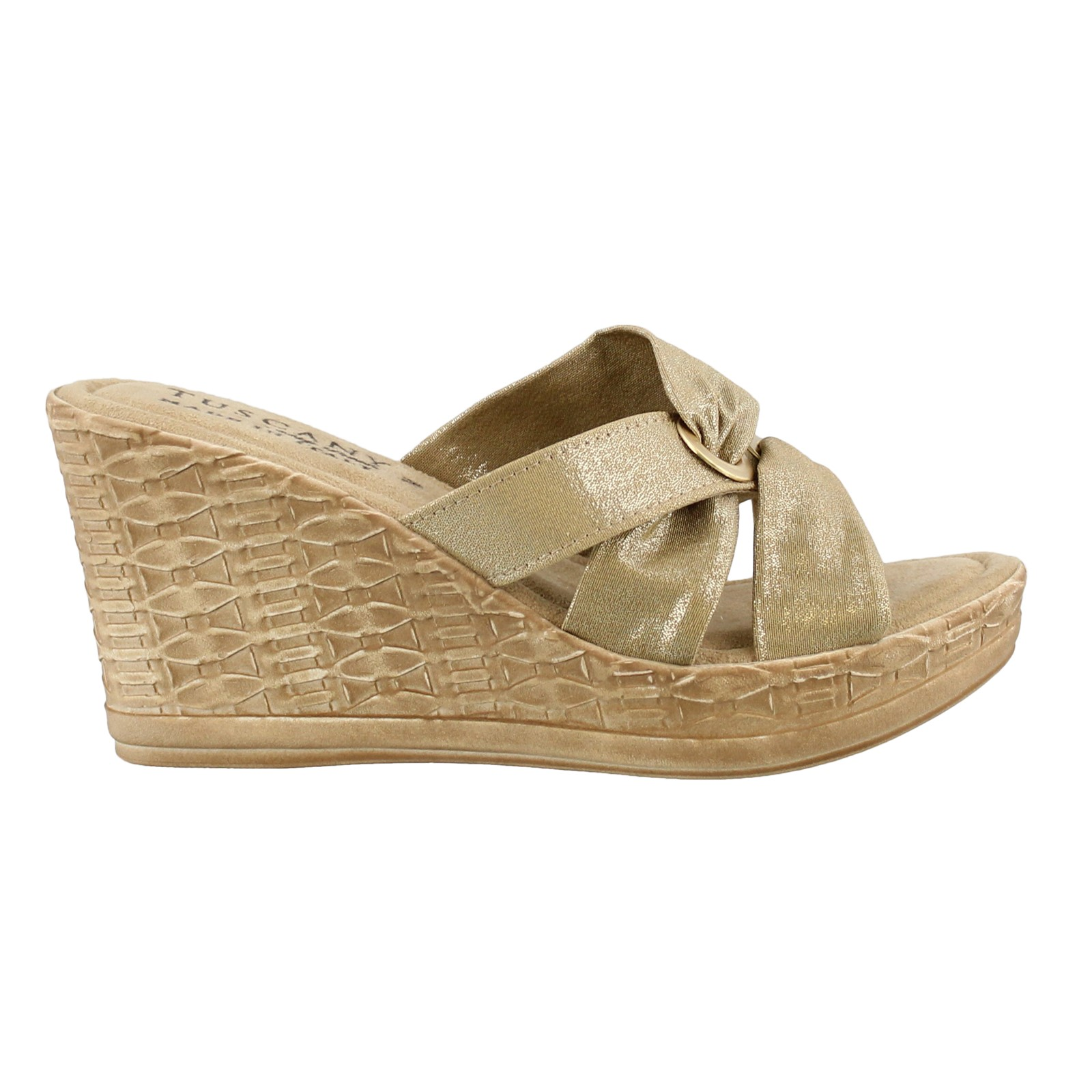Women's Easy Street, Solaro Wedge Sandal
