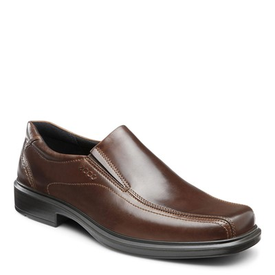 Men's Ecco, Helsinki Bike Toe Slip on Shoe