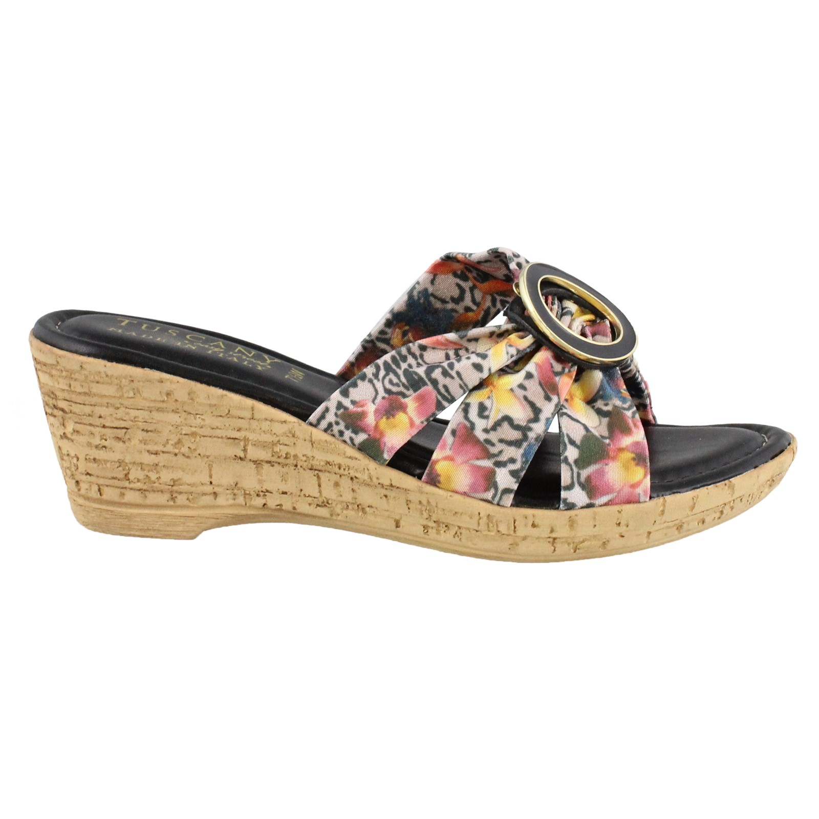 Women's Easy Street, Conca Wedge Sandals