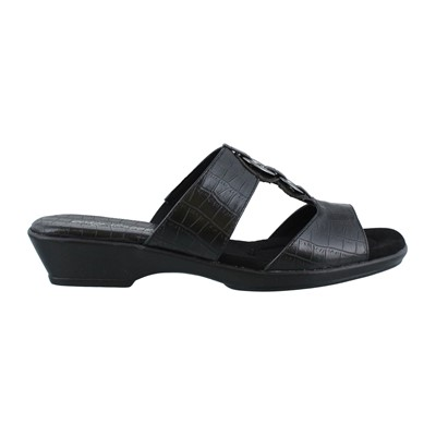 Women's Easy Street, Fiery Slide Sandals