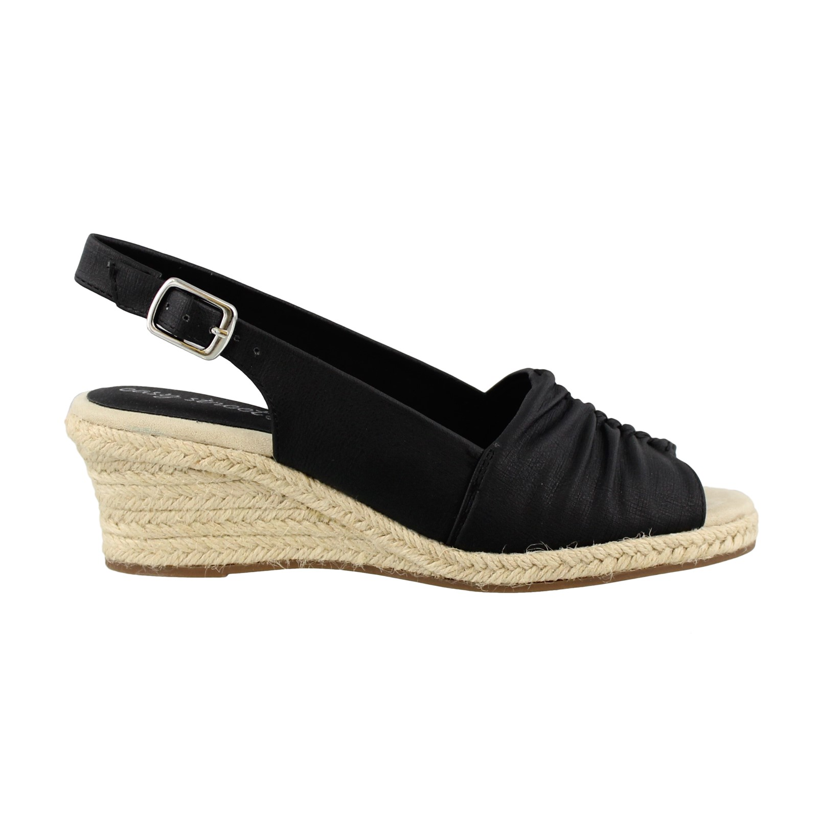 Women's Easy Street, Kindly Mid Heel Sandals