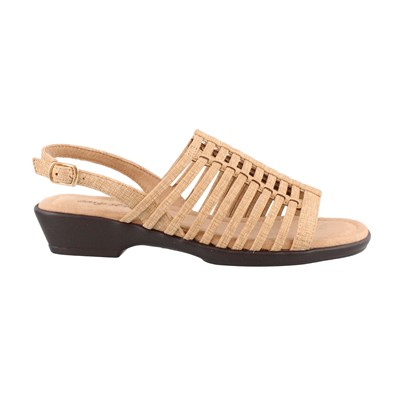 Women's Easy Street, Allure Low Heel Sandals