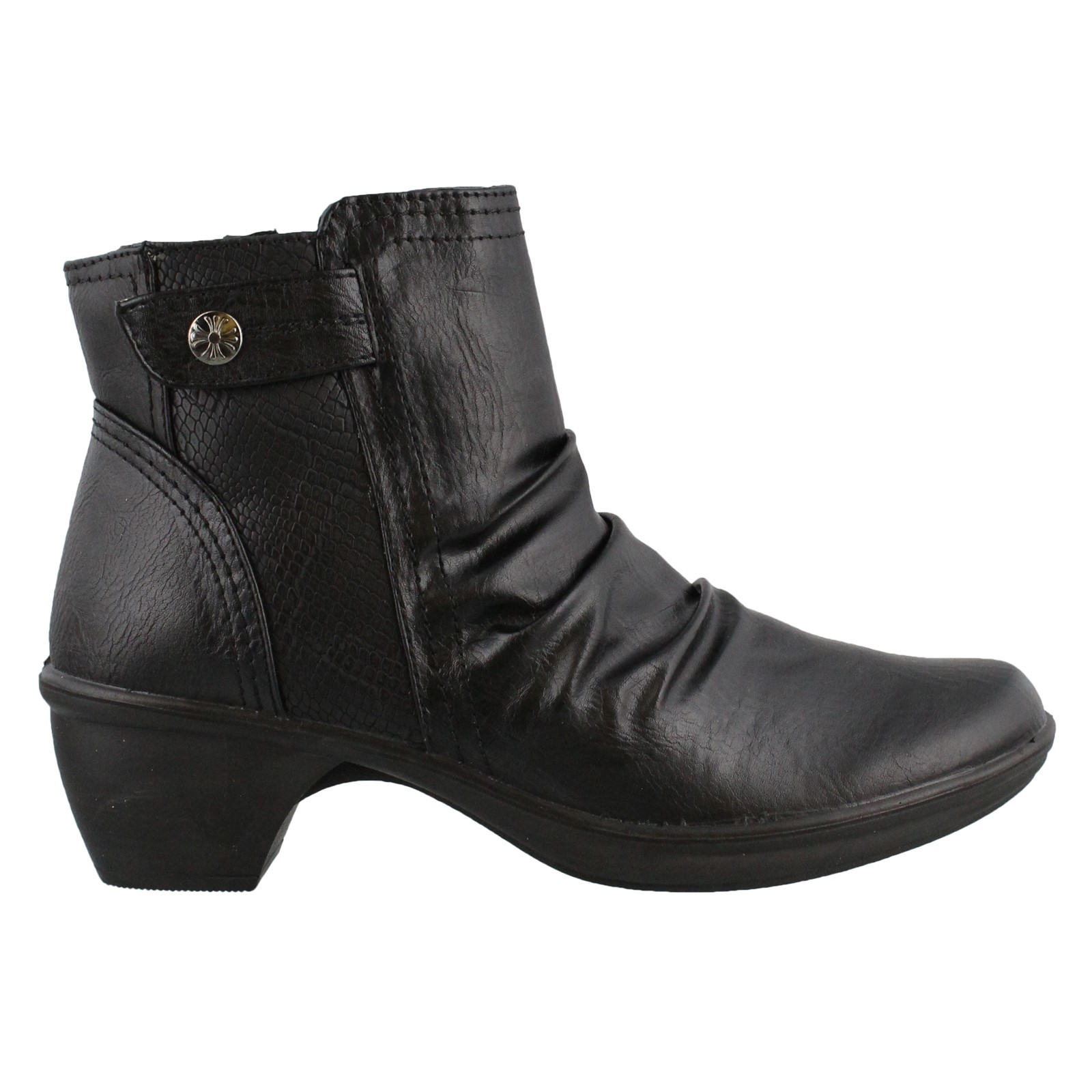 Women's Easy Street, Draft Ankle Boots