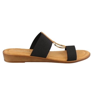 Women's Tuscany by Easy Street, Lia Slide Sandals