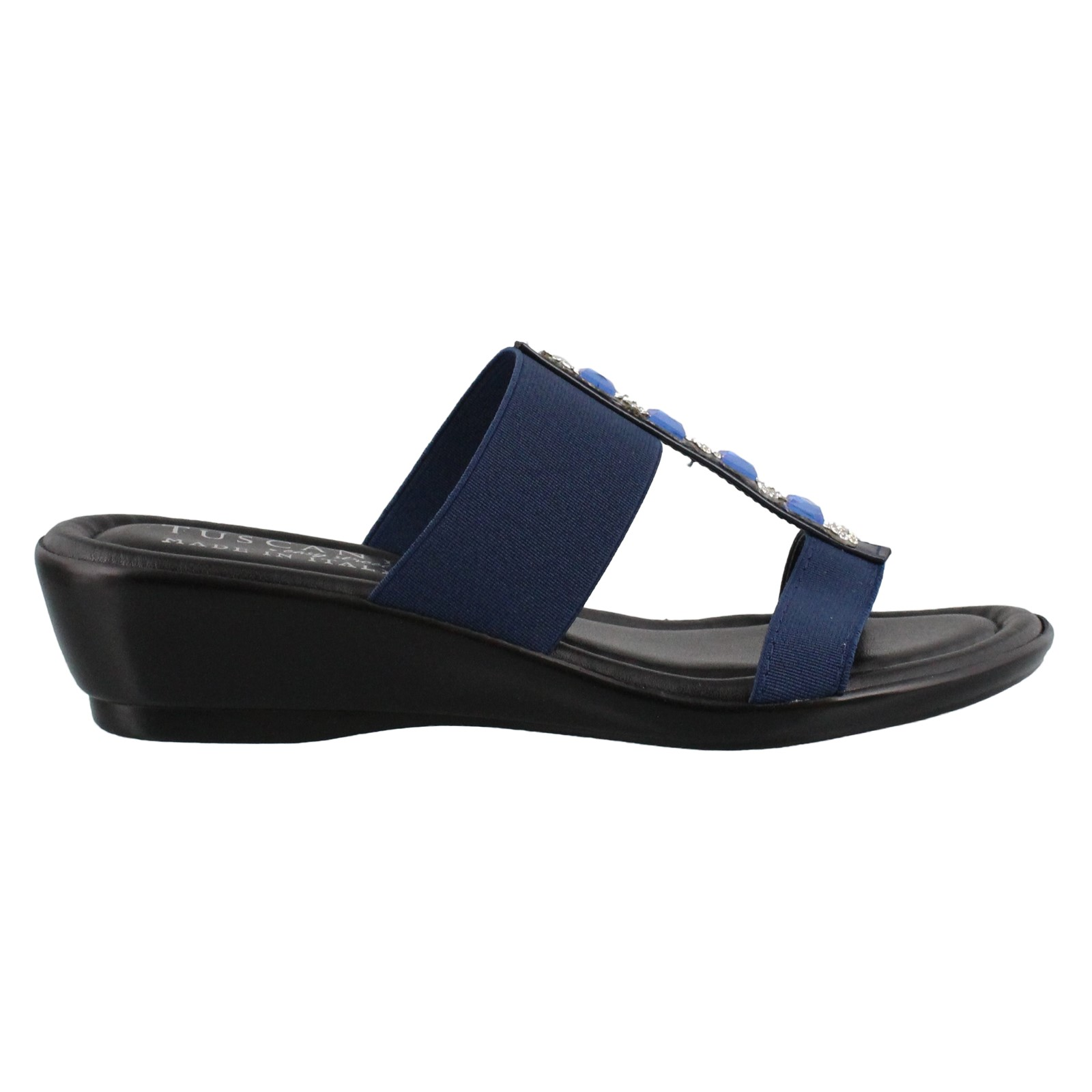 Women's Easy Street, Elba Slide Sandals
