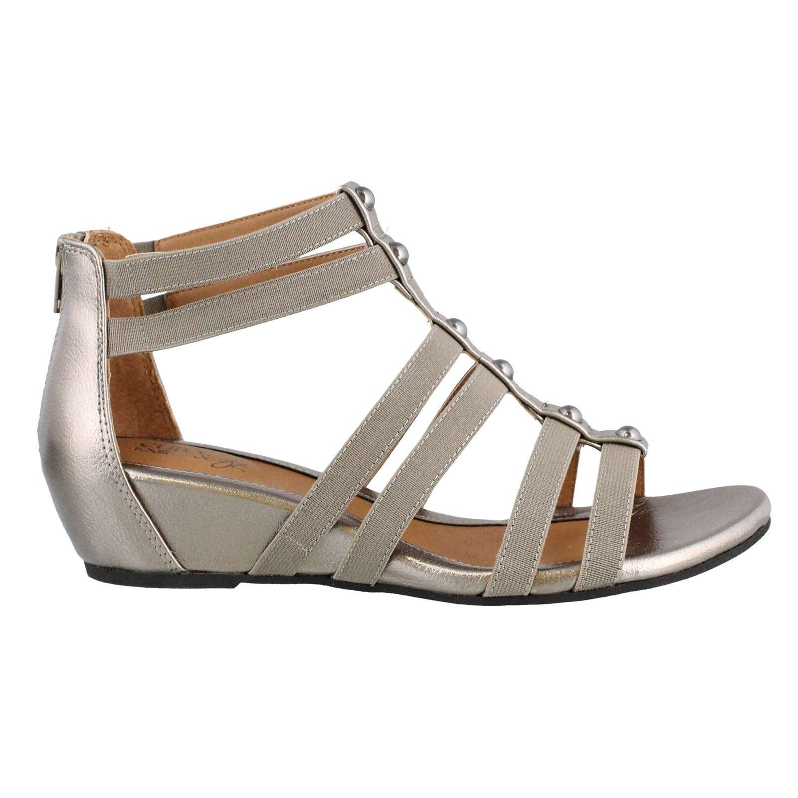 Women's Euro Soft by Sofft, Rayelle Mid Heel Sandals