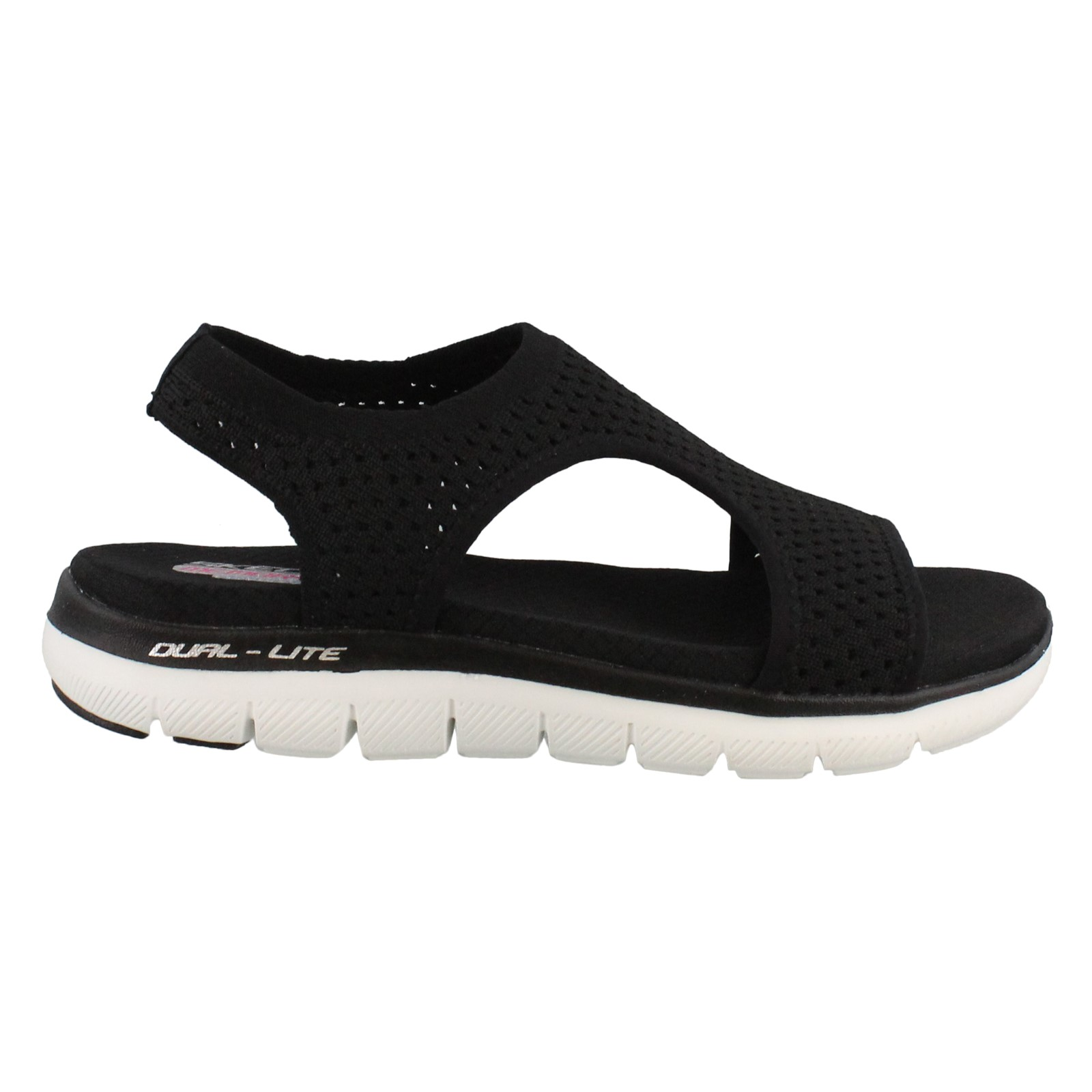 Women's Skechers, Flex Appeal 2.0 Deja Vu Sandals