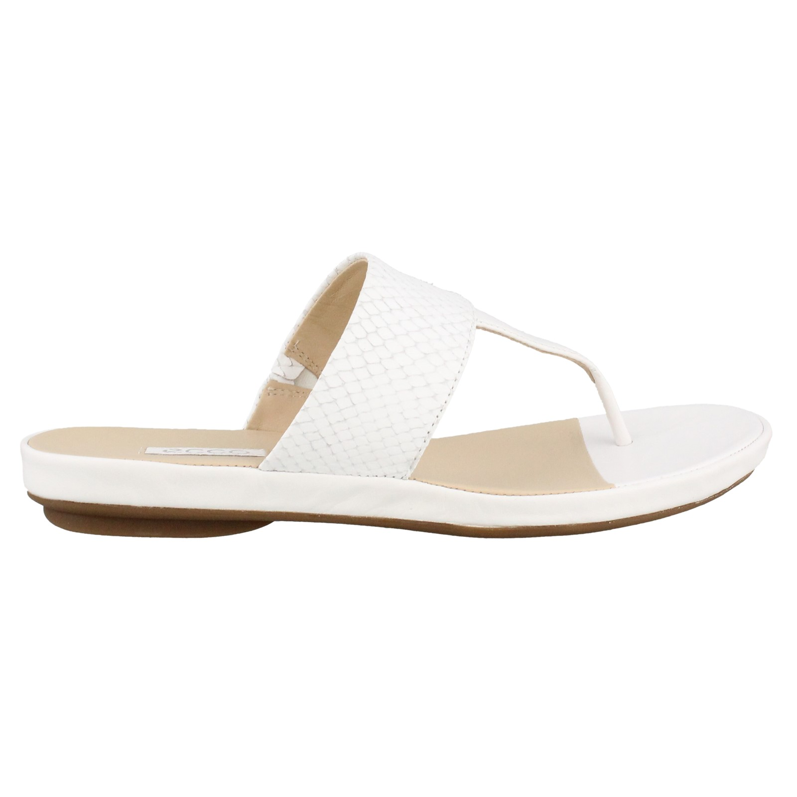 Women's Ecco, Tabora 15 thong Sandals