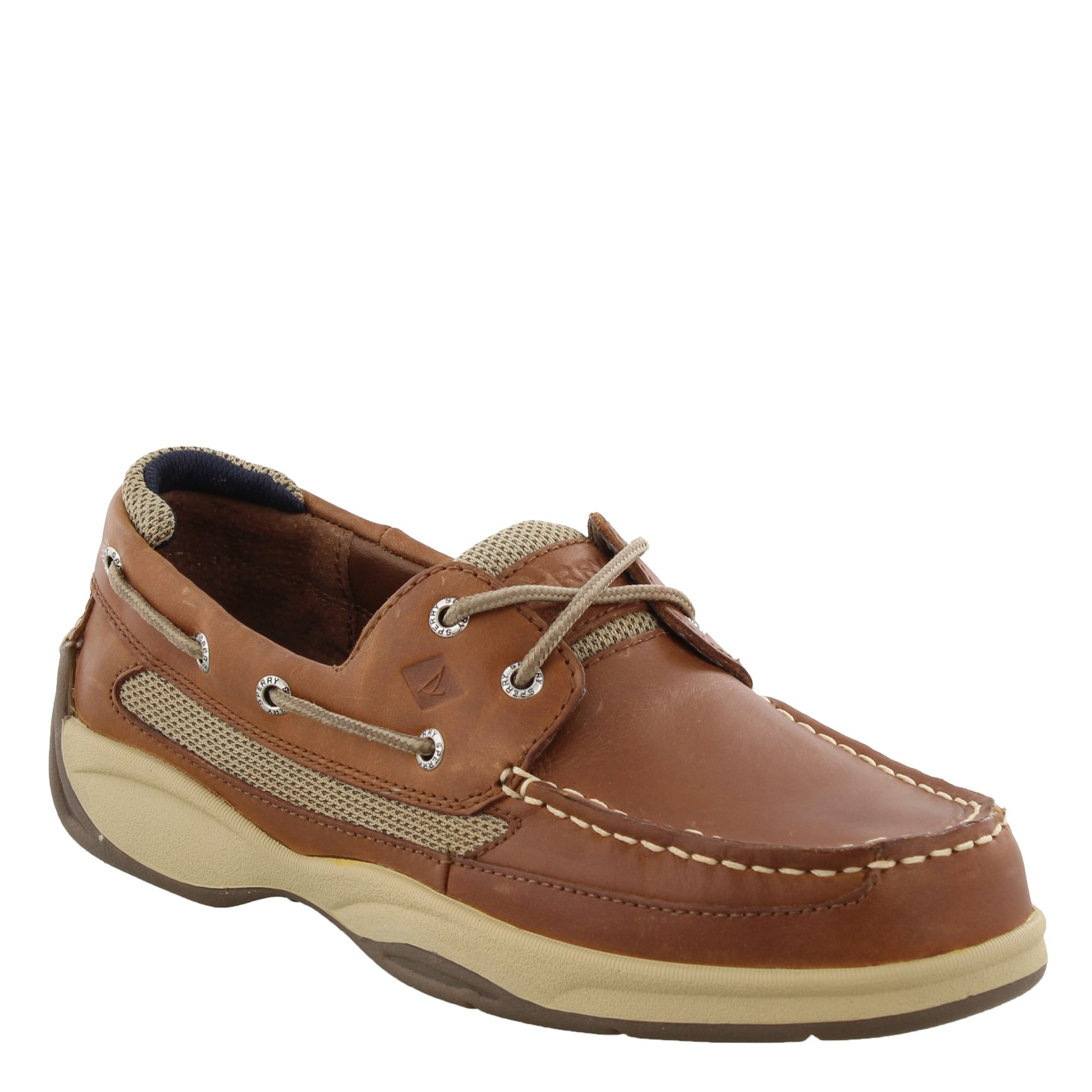 Men's Sperry, Lanyard 2 Eye Lace up Boat Shoe