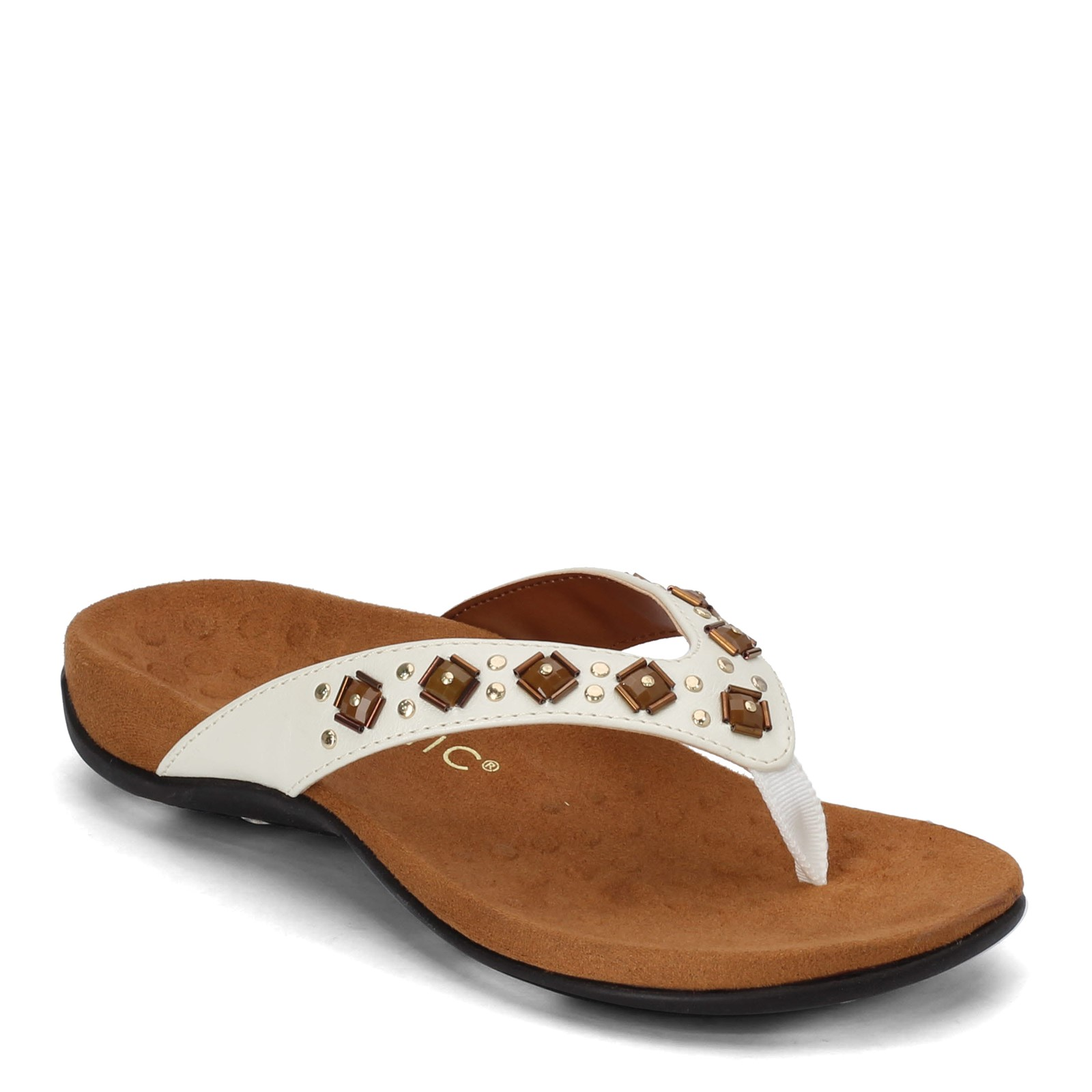 Women's Vionic, Floriana Thong Sandals