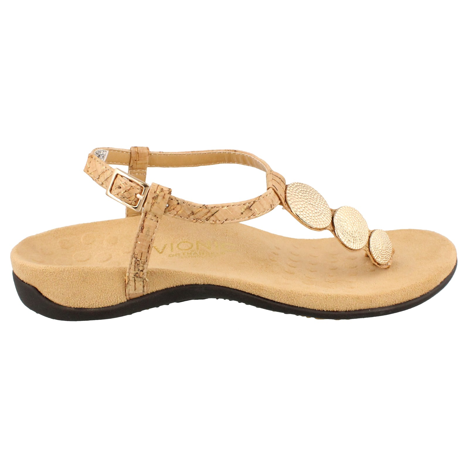 Women's Vionic, Lizbeth Thong Sandals