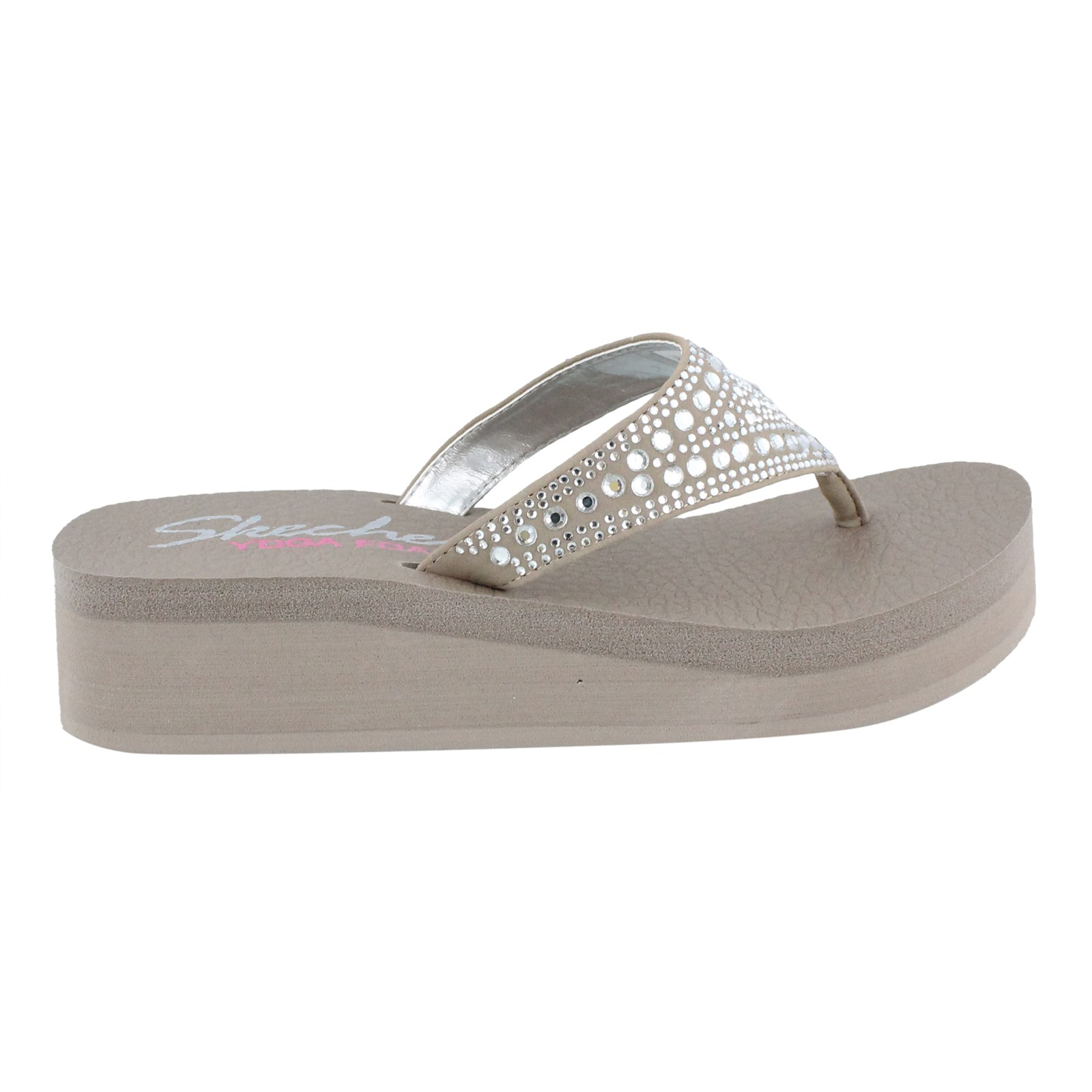 ed60e48438 Women's Skechers, Vinyasa Bindu Thong | Peltz Shoes