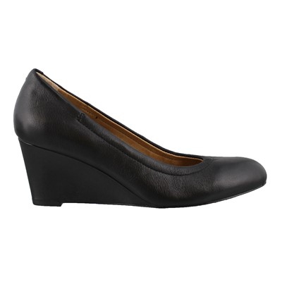 Women's Vionic, Camden Mid Heel Wedge Pumps