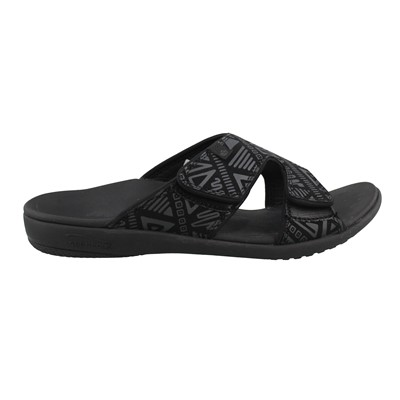 Men's Spenco, Tribal Slide Sandals