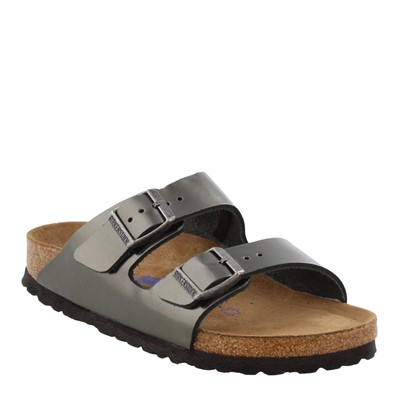 Women's Birkenstock, Arizona Soft Footbed Sandals - Narrow Width