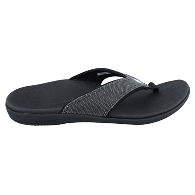 Women's Spenco, Canvas Thong Sandal