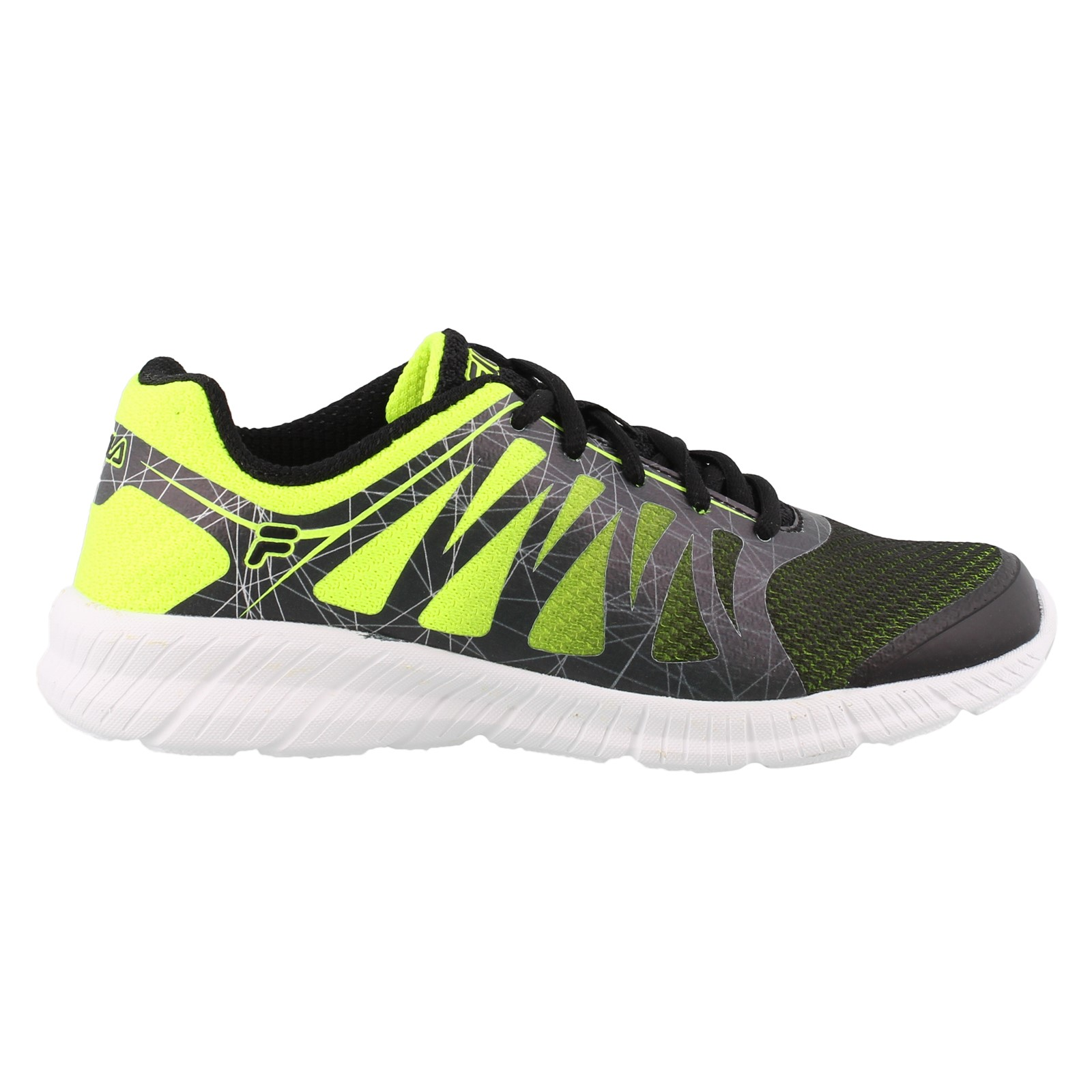 Boy's Fila, Finition 2 Lace up Sneakers