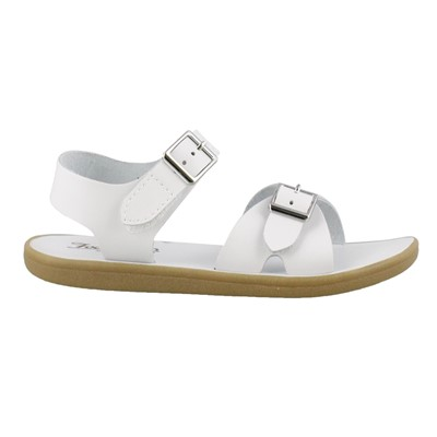 Girl's Footmates, Tide Sandal - Toddler & Little Kid