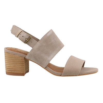 Women's Toms, Poppy Mid Heel Sandals