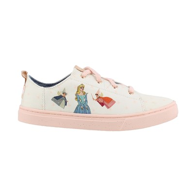 Girl's Toms, Lenny Lace up Shoes