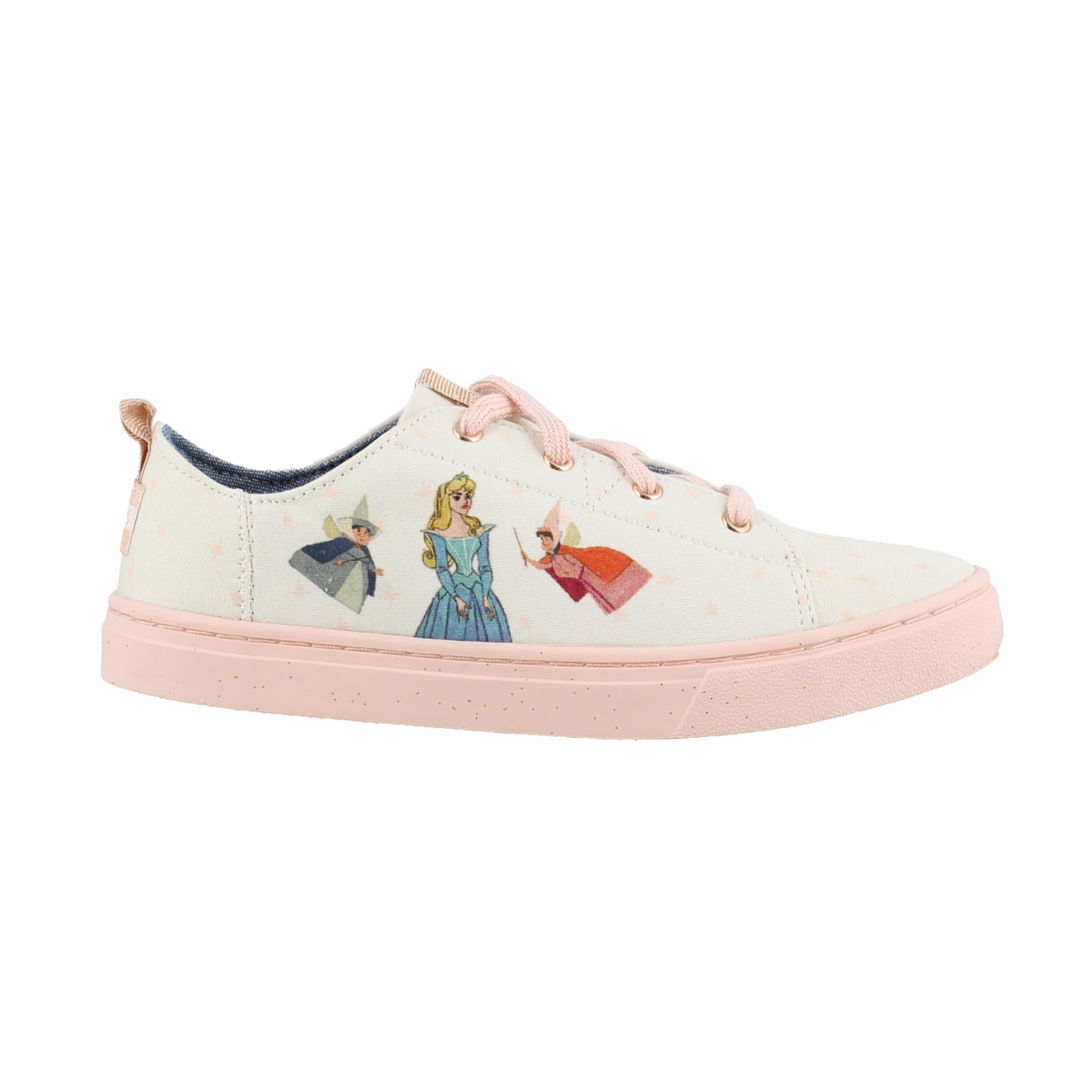 Girl's Toms, Lenny Disney Shoe - Little Kid & Big Kid