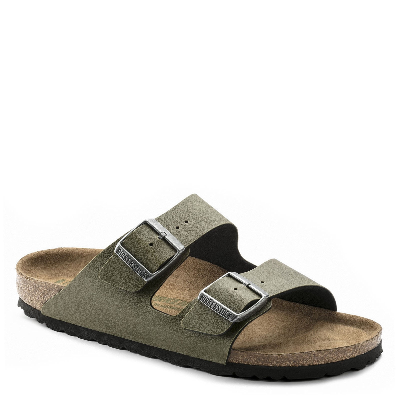 Women's Birkenstock, Arizona N fit Birkoflor Slide Sandals
