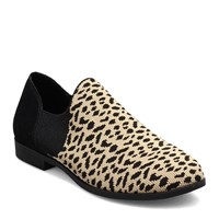 Women's Skechers, Cleo Prep - Chic Cheetah Slip-On