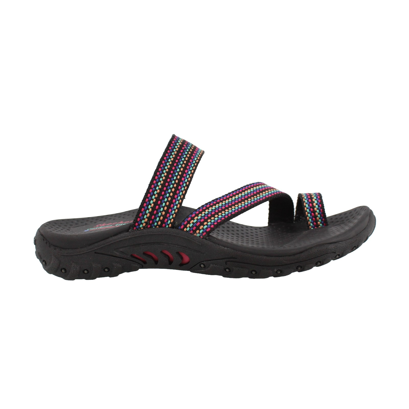 Women's Skechers, Reggae Sarasota Slide Sandals