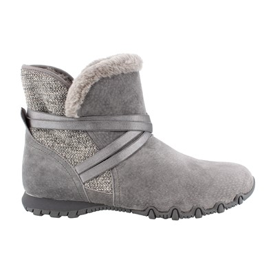 Women's Skechers, Relaxed Fit Bikers Flare Ankle Boots