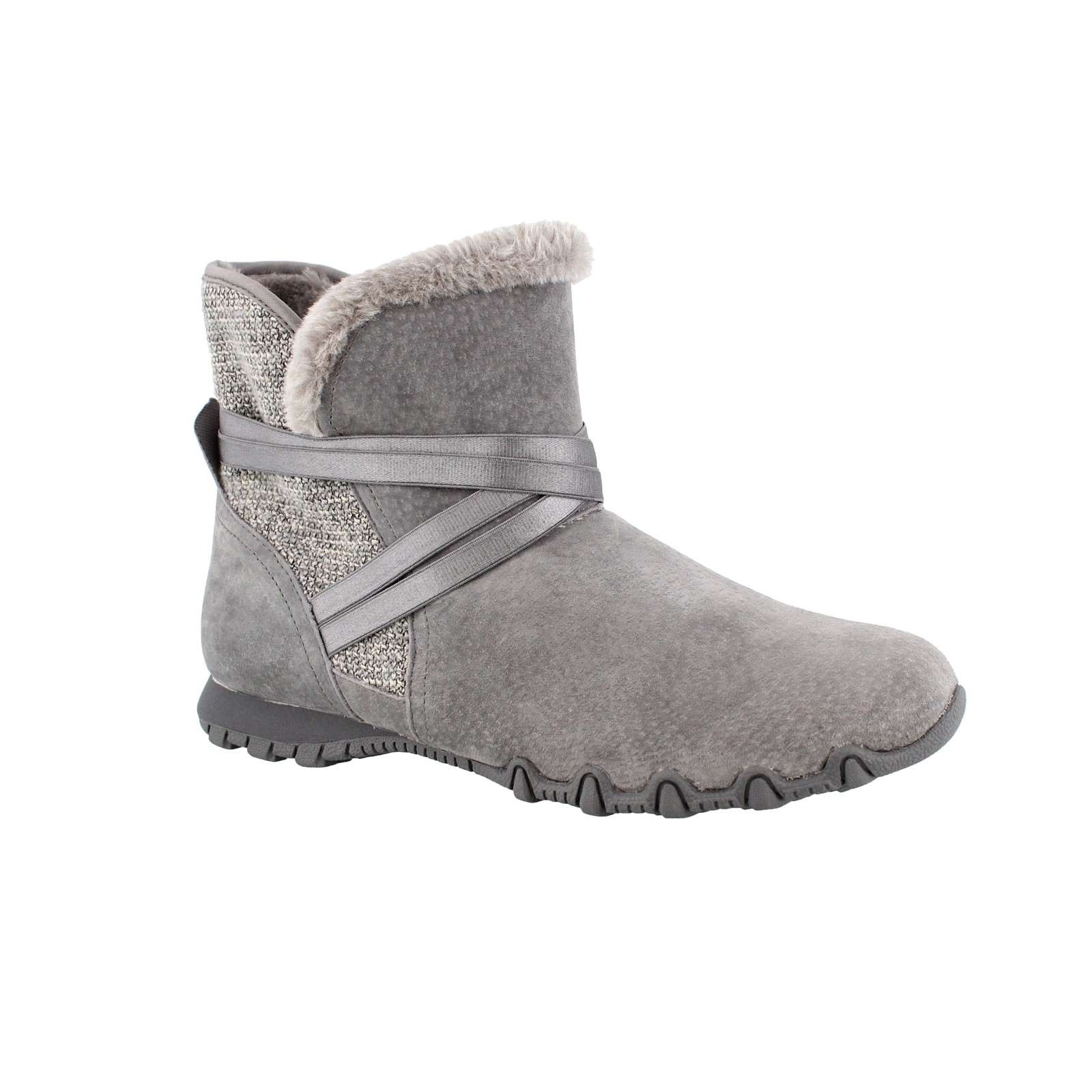 Women S Skechers Relaxed Fit Bikers Flare Ankle Boots